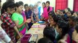 """Workshop on Rakhi Making"" in Home science Department"