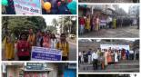 Participation in Voter  awareness rally on 9 Oct.